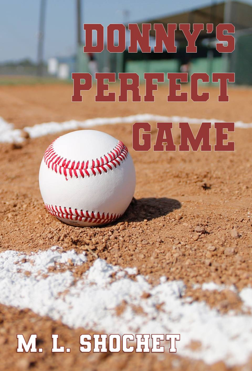 Donny's Perfect Game Cover